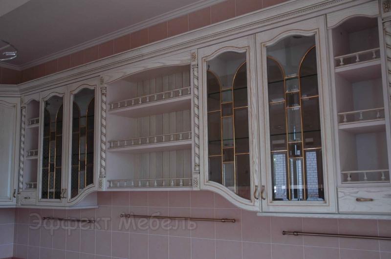 """Кухня """"Людовик"""" фасады массив дуба"""