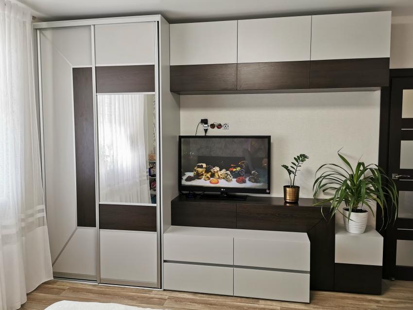 Мебель в гостиную из ЛДСП