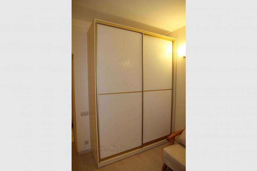 Шкаф-купе двери МДФ с рисунком