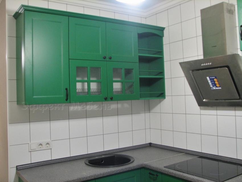 """Кухня """"Макинтош"""" фасады МДФ крашенный матовый"""