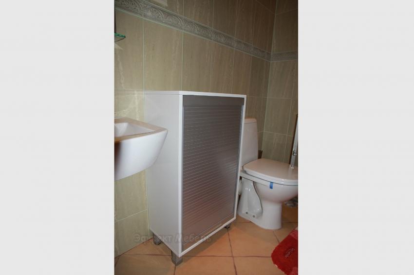 Тумбочка в ванну из МДФ.