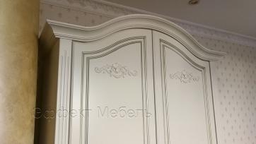 Шкаф для одежды из МДФ