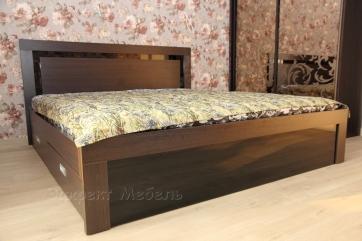 """Кровать """"Ривьера"""" с ящиками для постели"""