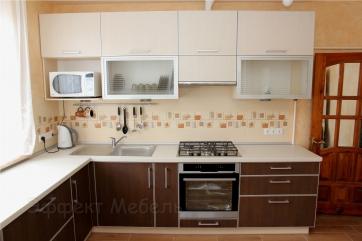 Кухня фасады в алюмин. профиле